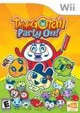 Namco Tamagotchi Party On Nintendo Wii Game
