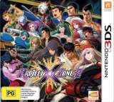 Namco Project X Zone 2 Nintendo 3DS Game