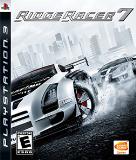Namco Ridge Racer 7 PS3 Playstation 3 Game