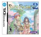 Natsume Rune Factory 2 A Fantasy Harvest Moon Nintendo DS Game