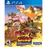 Natsume Wild Guns Reloaded PS4 Playstation 4 Game
