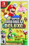 Nintendo New Super Mario Bros U Deluxe Nintendo Switch Game