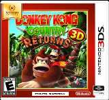 Nintendo 3DS Donkey Kong Country Returns Selects Nintendo 3DS Game