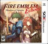 Nintendo 3DS Fire Emblem Echoes Shadows of Valentia Nintendo 3DS Game