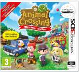 Nintendo Animal Crossing New Leaf Welcome Amiibo And Card Nintendo 3DS Game