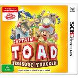 Nintendo Captain Toad Treasure Tracker Nintendo 3DS Game