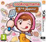 Nintendo Cooking Mama Bon Appetit Nintendo 3DS Game