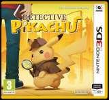 Nintendo Detective Pikachu Nintendo 3DS Game
