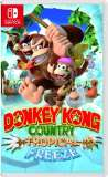 Nintendo Donkey Kong Country Tropical Freeze Nintendo Switch Game