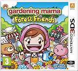 Nintendo Gardening Mama Forest Friends Nintendo 3DS Game