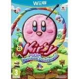 Nintendo Kirby And The Rainbow Paintbrush Nintendo Wii U Game