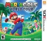 Nintendo Mario Golf World Tour Nintendo 3DS Game