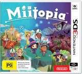 Nintendo Miitopia Nintendo 3DS Game