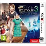 Nintendo New Style Boutique 3 Styling Star Nintendo 3DS Game
