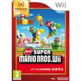 Nintendo New Super Mario Bros Selects Nintendo Wii Game