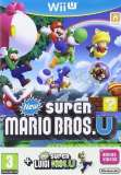 Nintendo New Super Mario Bros U and New Super Luigi U Nintendo Wii U Game