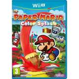 Nintendo Paper Mario Color Splash Nintendo Wii U Game