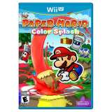 Nintendo Paper Mario Colour Splash Nintendo Wii U Game