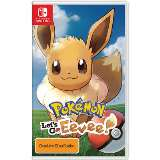 Nintendo Pokemon Lets Go Eevee Nintendo Switch Game