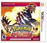 Nintendo Pokemon Omega Ruby Nintendo 3DS Game