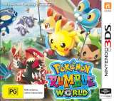 Nintendo Pokemon Rumble World Nintendo 3DS Game