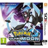 Nintendo Pokemon Ultra Moon Nintendo 3DS Game