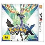 Nintendo Pokemon X Version Nintendo 3DS Game