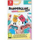 Nintendo Snipper Clippers Cut It Out Together Nintendo Switch Game