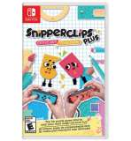 Nintendo Snipperclips Plus Cut it out together Nintendo Switch Game