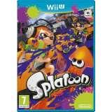 Nintendo Splatoon Nintendo Wii U Game