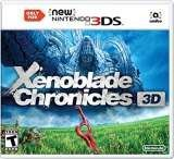 Nintendo Xenoblade Chronicles Nintendo 3DS Games