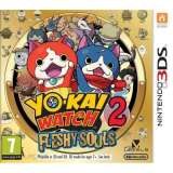 Nintendo Yo kai Watch 2 Fleshy Souls Nintendo 3DS Game