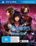 Nis Stranger of Sword City PS Vita Game