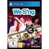 Nordic Games We Sing 2 Mic Bundle PS4 Playstation 4 Game