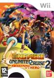 Namco One Piece Unlimited Cruise 2 Awakening of a Hero Nintendo Wii Game