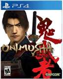 Capcom Onimusha Warlords PS4 Playstation 4 Game