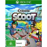 Outright Games Crayola Scoot Xbox One Game