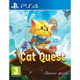 PQube Cat Quest PS4 Playstation 4 Game