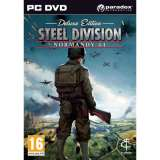 Paradox Steel Division Normandy 44 Deluxe Edition PC Game