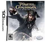 Disney Pirates of the Caribbean At Worlds End Nintendo DS Game
