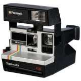 Polaroid 80's Style 600 Digital Camera