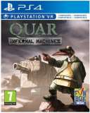 Funbox Media Quar Infernal Machines VR PS4 Playstation 4 Game