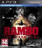 Reef Entertainment Rambo The Video Game PS3 Playstation 3 Game