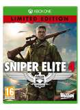 Rebellion Sniper Elite 4 Limited Edition Xbox One Game