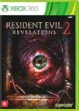 Capcom Resident Evil Revelations 2 Xbox 360 Game