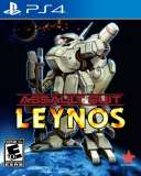 Rising Star Games Assault Suit Leynos PS4 Playstation 4 Game