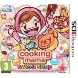 Rising Star Games Cooking Mama Sweet Shop Nintendo 3DS Game