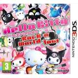 Rising Star Games Hello Kitty And Friends Rocking World Nintendo 3DS Game