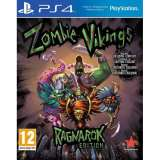 Rising Star Games Zombie Vikings Ragnarok Edition PS4 Playstation 4 Game