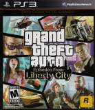 Rockstar Grand Theft Auto Episodes From Liberty City PS3 Playstation 3 Game